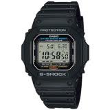 【CASIO 卡西歐】G-SHOCK 經典潮流太陽能時尚腕錶(黑-G-5600E-1DR)
