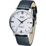 MIDO 美度 Baroncelli III 永恆系列矽游絲天文台認證機械錶 M0274081601800