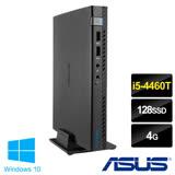 ASUS華碩i5-4460T四核心/4G/128G SSD/Win10急速硬碟效能(E510-4465RTA)