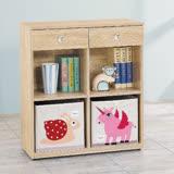 AS 愛寶耐磨橡木3尺原木色多功能置物櫃