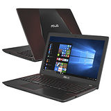 ASUS華碩 FX553VD-0202D7300HQ 15.6吋FHD/ i5-7300HQ/ 1TB /GTX1050 2G 電競筆電