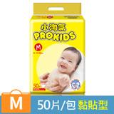【小淘氣】透氣乾爽紙尿褲-M (50片x4包)