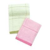 TELITA 格子條紋毛巾-2入組