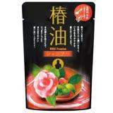 日本Tsubaki椿花油洗髮精補充包400ml