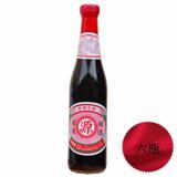 【源發號手工醬油】醬油6瓶(每瓶500ml)(免運)