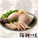 【海鮮主義】油雞腿(350g/隻)