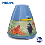 【飛利浦 Philips】 LED投影燈- 海底總動員 71769