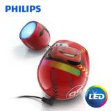 【飛利浦 Philips】 LED迷你情調燈-汽車總動員 71704