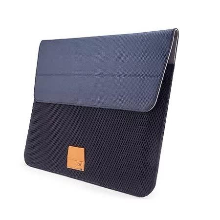 Cozistyle ARIA Stand Sleeve 13吋 Macbook Air/Pro(Retina) 防潑水可當立架 磁扣信封式筆電保護套 - 夜藍 -friDay購物 x GoHappy