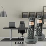Panasonic DECT 數位式無線電話(黑)KX-TGB212