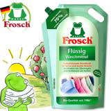 德國Frosch 增艷除垢洗衣精(深色及彩色衣物適用) 1.8L