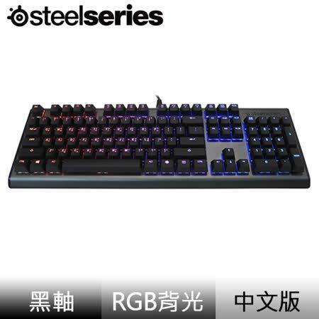 SteelSeries Apex M650 黑軸 機械式鍵盤《中文版》 -friDay購物 x GoHappy