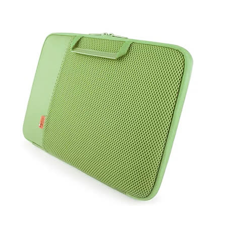 Cozistyle ARIA SmartSleeve 13吋 Macbook Air/Pro(Retina) 智能散熱防潑水手提硬殼電腦保護套 - 蕨綠 -friDay購物 x GoHappy