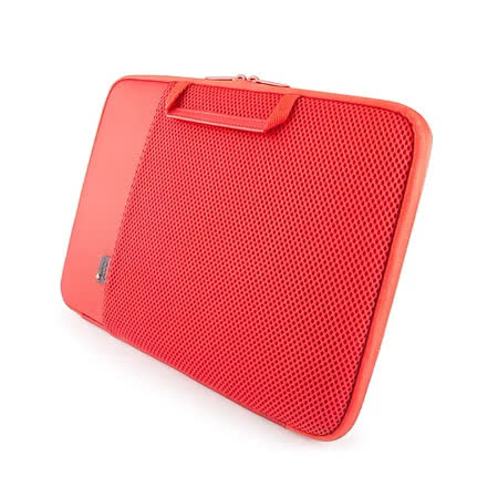 Cozistyle ARIA SmartSleeve 13吋 Macbook Air/Pro(Retina) 智能散熱防潑水手提硬殼電腦保護套 - 焰紅 -friDay購物 x GoHappy
