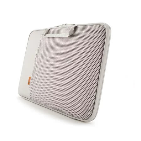 Cozistyle ARIA SmartSleeve 13吋 Macbook Air/Pro(Retina) 智能散熱防潑水手提硬殼電腦保護套 - 百合白 -friDay購物 x GoHappy