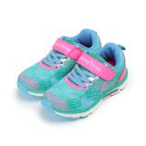 (中大童) GOODYEAR 輕量黏帶運動鞋 湖水綠 GAKR78405 童鞋 鞋全家福