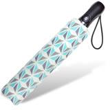 【RAINSTORY】幾何繽紛抗UV雙人自動傘