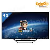【禾聯HERAN】42吋LED液晶顯示器/電視+視訊盒(HD-42AC3-MC3-F09)