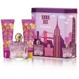 Anna Sui 安娜蘇 - 安娜花園音樂禮盒-香水50ml+身體乳90ml+沐浴膠90ml