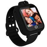 IS愛思 CW-01 3G版兒童智慧GPS定位手錶 -黑