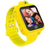 IS愛思 CW-01 3G版兒童智慧GPS定位手錶 -黃