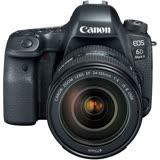 Canon EOS 6D Mark II+24-105mm f4L II 變焦鏡組 (公司貨).-送SD 64G記憶卡+吹球拭筆組+保護貼+保護鏡77mm+濾鏡袋