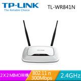 TP-LINK TL-WR841N(TW) 無線 N 路由器