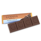 【GODIVA】頂級巧克力條-牛奶巧克力 43g