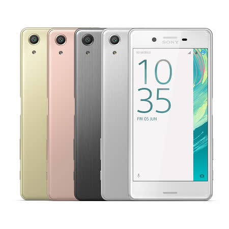 【福利品】SONY Xperia X Performance 64G/3G雙卡智慧手機 F8132 -friDay購物 x GoHappy