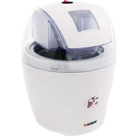 KAISER 威寶冰淇淋雪酪機 (KICE-1513) -friDay購物 x GoHappy