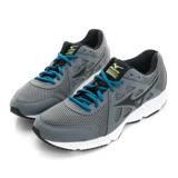 MIZUNO 男鞋 慢跑鞋 灰黑SPARK 男慢跑鞋-K1GA170309
