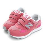 New Balance 童鞋 復古休閒鞋 粉TIER 3 復古鞋-FS313PNI