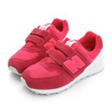 New Balance 童鞋 復古休閒鞋 桃TIER 3 復古鞋-KV574C0Y