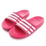 adidas 童鞋 拖鞋 桃DURAMO SLIDE K-G06797