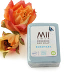 【愛的世界】Mii Organics 法國迷迭香寶寶香氛皂(100g/個)-法國製