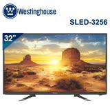 Westinghouse美國西屋 32吋 LED液晶顯示器+視訊盒 SLED-3256