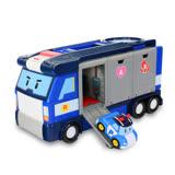 【UP101】救援小隊行動指揮中心/波力/合金車/車廂(RB83377)