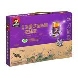 【桂格】活靈芝滋補液60mlX8入養生禮盒(衛署健食字第A000091號) 活靈芝菌絲體