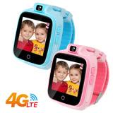 【IS愛思】CW-04 4G LTE定位監控兒童智慧手錶