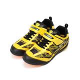 (中大童) MOONSTAR SUPERSTAR 競速運動鞋 黃 SSJ7883 童鞋 鞋全家福
