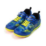 (中大童) MOONSTAR SUPERSTAR 競速運動鞋 藍 SSJ7885 童鞋 鞋全家福