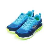 (男) LOTTO WAVEKNITII 編織氣墊跑鞋 藍 LT7AMR5176 男鞋 鞋全家福