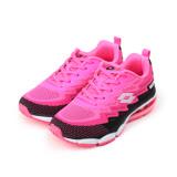 (女) LOTTO WAVEKNIT II 編織氣墊跑鞋 粉 LT7AWR5292 女鞋 鞋全家福