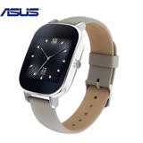 ASUS ZenWatch 2 銀/米白 真皮裸膚(小錶)