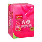 【桂格】天地合補玫瑰四物飲6瓶裝(盒) 原味