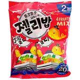 好麗友 海洋萌物軟糖-水果風味 80g*6包組
