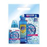 奈米樂超濃縮洗衣精組合(500g+補充包450g+媽媽洗潔精)