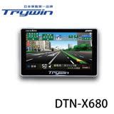 Trywin DTN-X680 五吋 多媒體娛樂衛星導航機