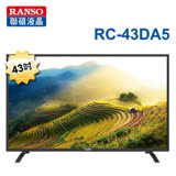 RANSO聯碩 43吋液晶顯示器 RC-43DA5