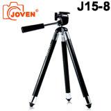 JOVEN J15-8 八段式銅管三腳腳架 展開約102CM (縮小只有26CM)